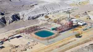 Ezulwini mine in South Africa