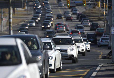 Transportation, mortgages take bulk of Canadians' spending budget
