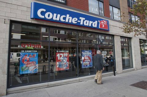 Couche-Tard fourth-quarter results miss expectations, shares drop