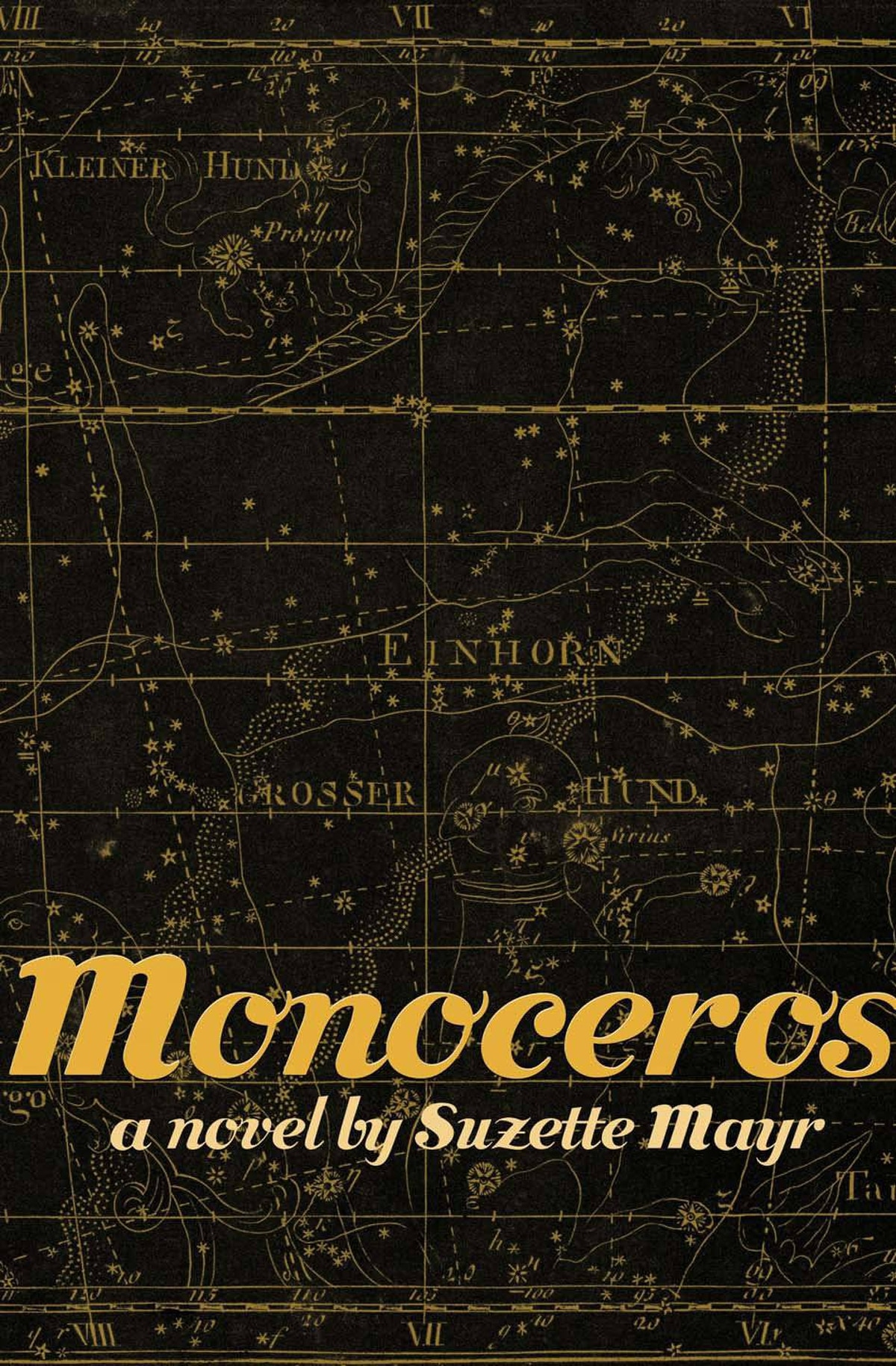 MONOCEROS By Suzette Mayr (Coach House) In this imaginative, quirky and devastating novel, the first chapter is narrated by the Dead Boy, harassed for being gay. By the end of the chapter, he has hanged himself; the rest of the novel is written by the students, parents and staff affected. Mayr nails the voices of her stable of wildly divergent narrators with aplomb. – Zoe Whittall