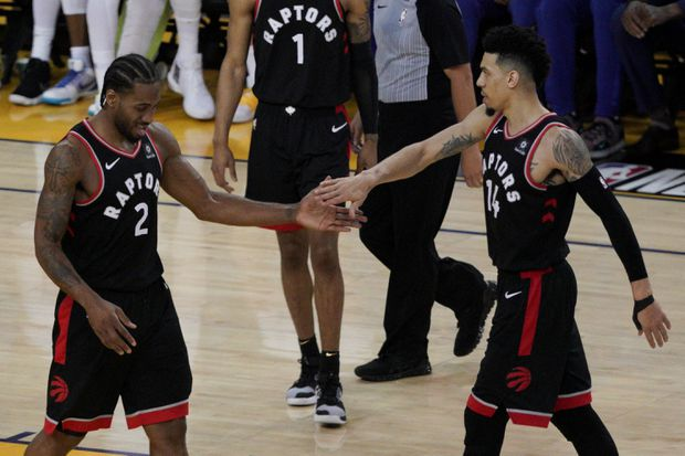 Toronto Raptors Bid Fond Farewells To Kawhi Leonard And Danny Green After Weekend Of Free Agency Deals The Globe And Mail