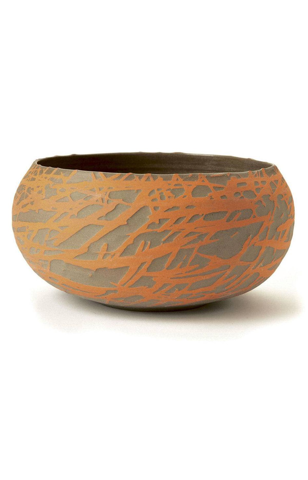 EDGY ETCHING Kline bowls, from $85 at galleries across Ontario and through www.shanenorrie.com.