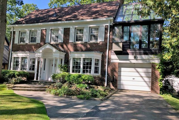 Home in Toronto's Baby Point sells for $2.35-million asking price