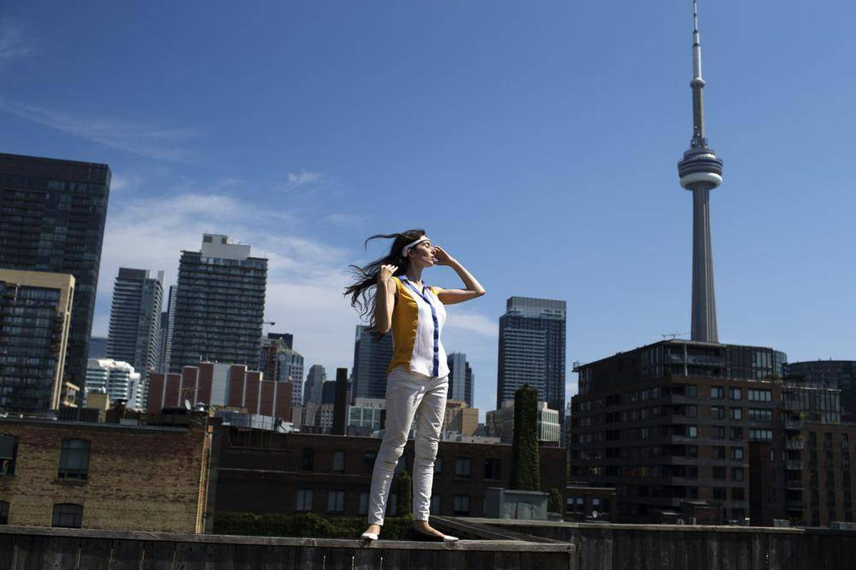 25c6452f516 Why Toronto is a hotbed of pioneering wearable technology - The ...