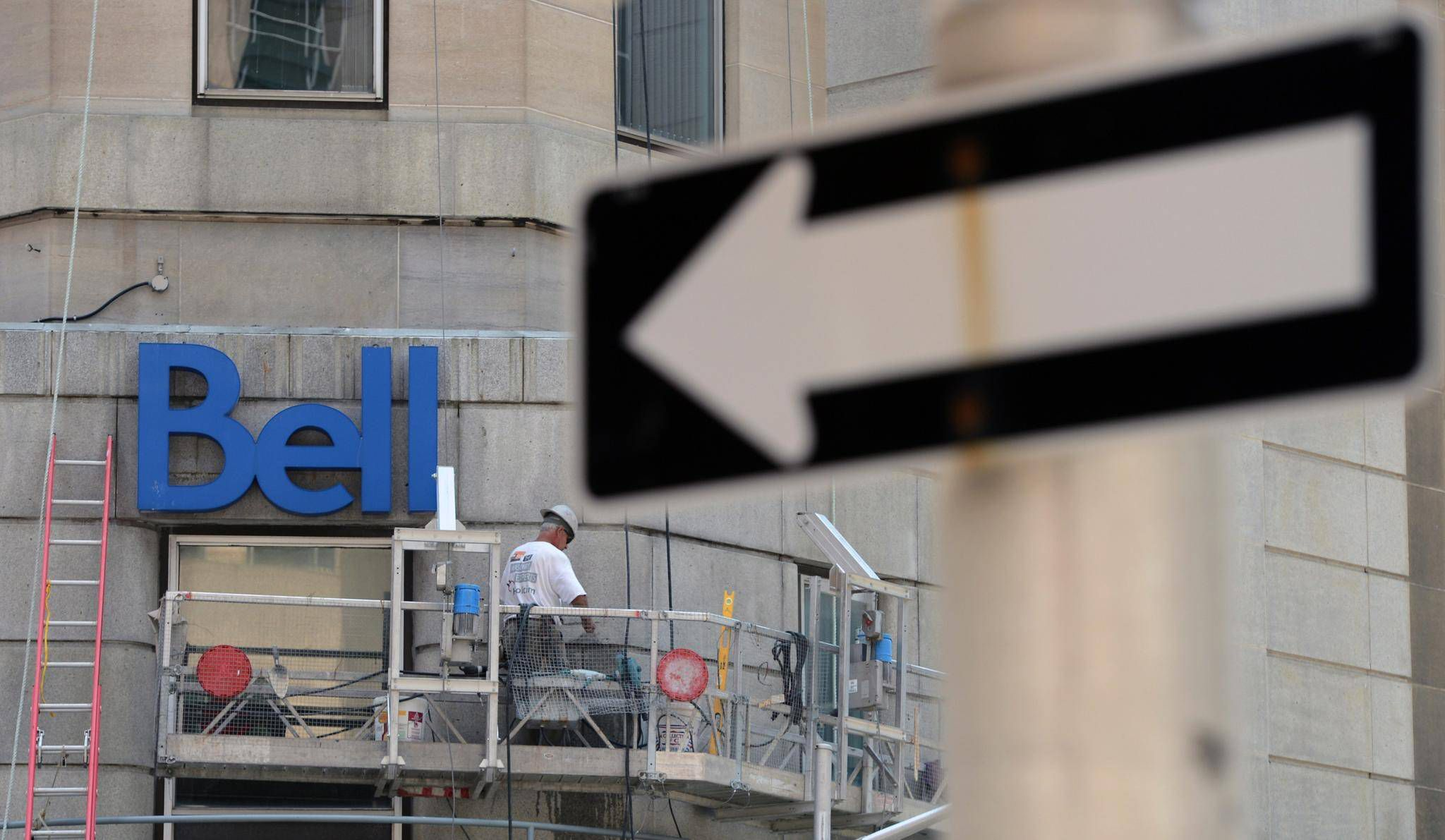 Bell Media lays off employees amid restructuring, citing