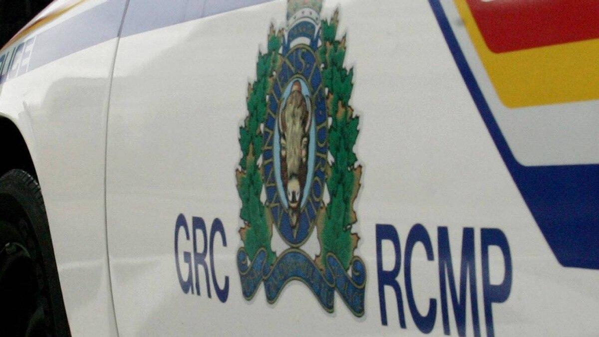 RCMP police car.