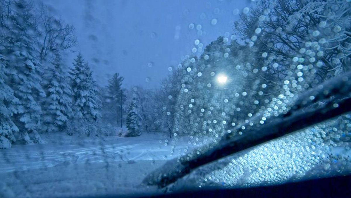Why winter windshield washer fluid can still freeze on your car