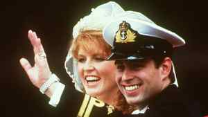 July 23, 1986: Prince Andrew married high-spirited publishing executive Sarah Ferguson in a wedding with an estimated price tag of more than £1.5-million. The couple became the Duke and Duchess of York. The Duchess gave birth to Beatrice in 1988 and Eugenie in 1990.