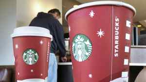Starbucks rolls out smart phone payments in Canada