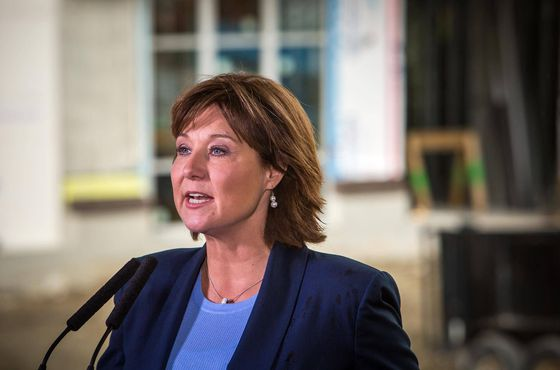 Christy Clark accuses NDP of hacking Liberal party website, without proof - The Globe and Mail