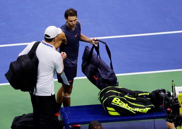 Rafael Nadal to miss Asian leg of ATP tour