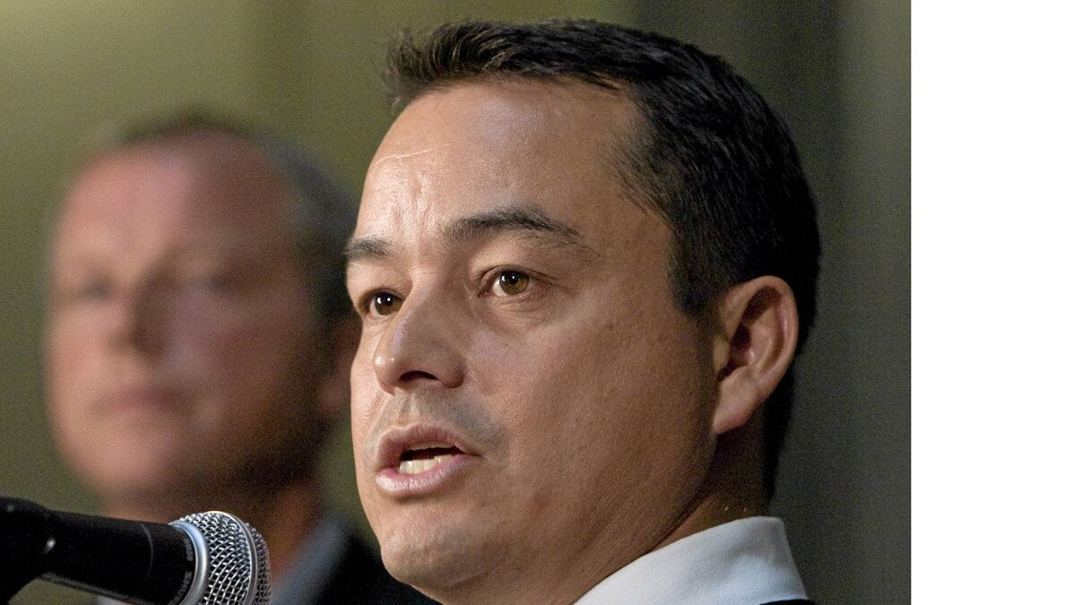 Assembly of First Nations National Chief Shawn Atleo.