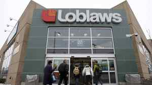 A Loblaws store is pictured in Ottawa.