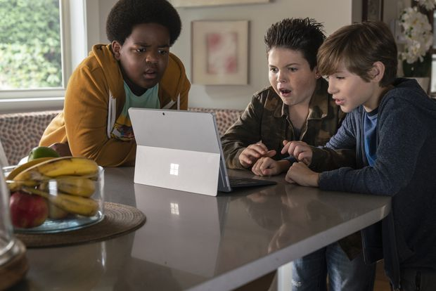 The Superbad-for-tweens Good Boys isn't super or bad, although Jacob Tremblay's agent might disagree