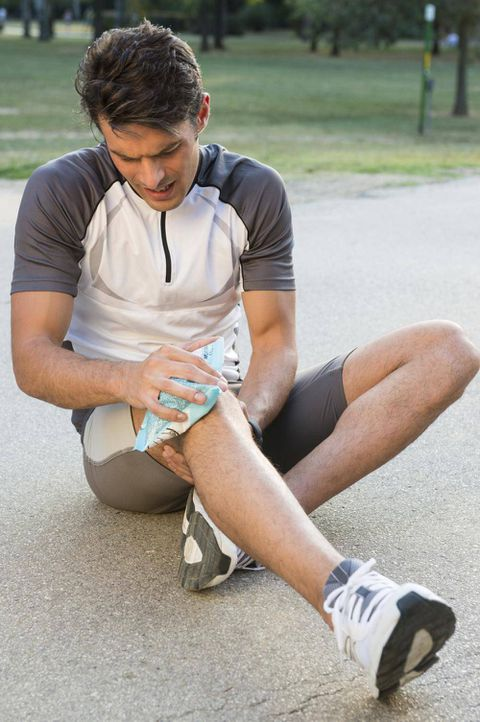 Why ice isn't always the best way to treat an injury