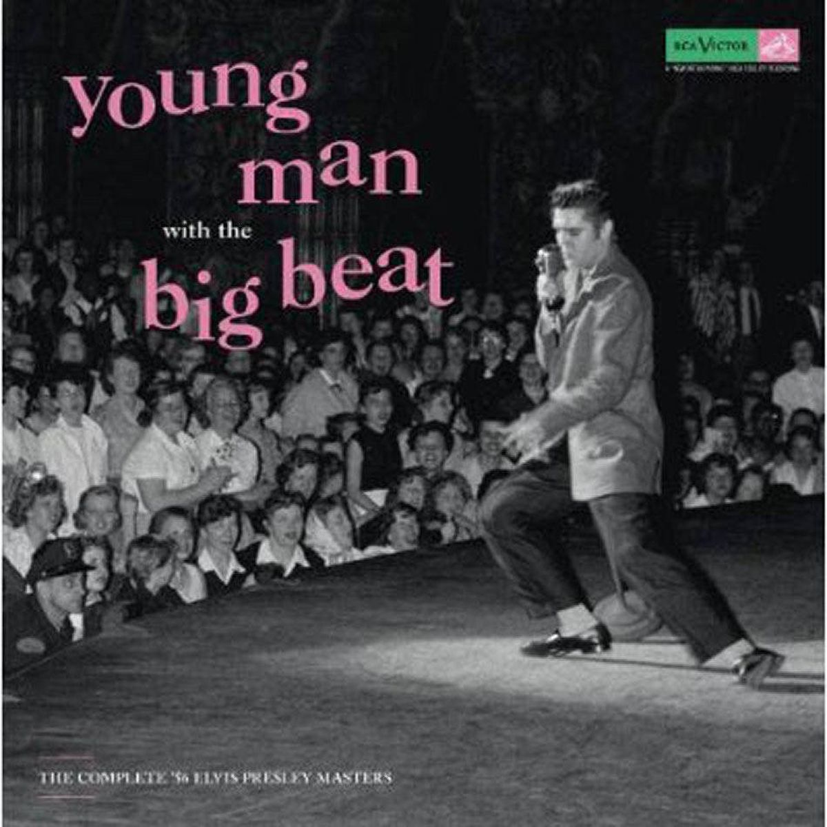 Young Man With the Big Beat This is the way Elvis Presley shook, rattled and rolled in 1956. All from 55 years ago, the studio tracks, live recordings (audio isn't great), interviews and a hardbound book celebrate a blue-suede anniversary. We might also suggest: The four-CD Howlin' Wolf: Smokestack Lightening – The Complete Chess Masters, a nice look at Sam Phillips' favourite recording artist.