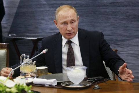 "Putin wants improved relations with Canada, but only after ""specific steps"""