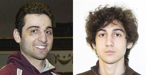 Boston Marathon bombing suspect's sister charged with telephone bomb threat