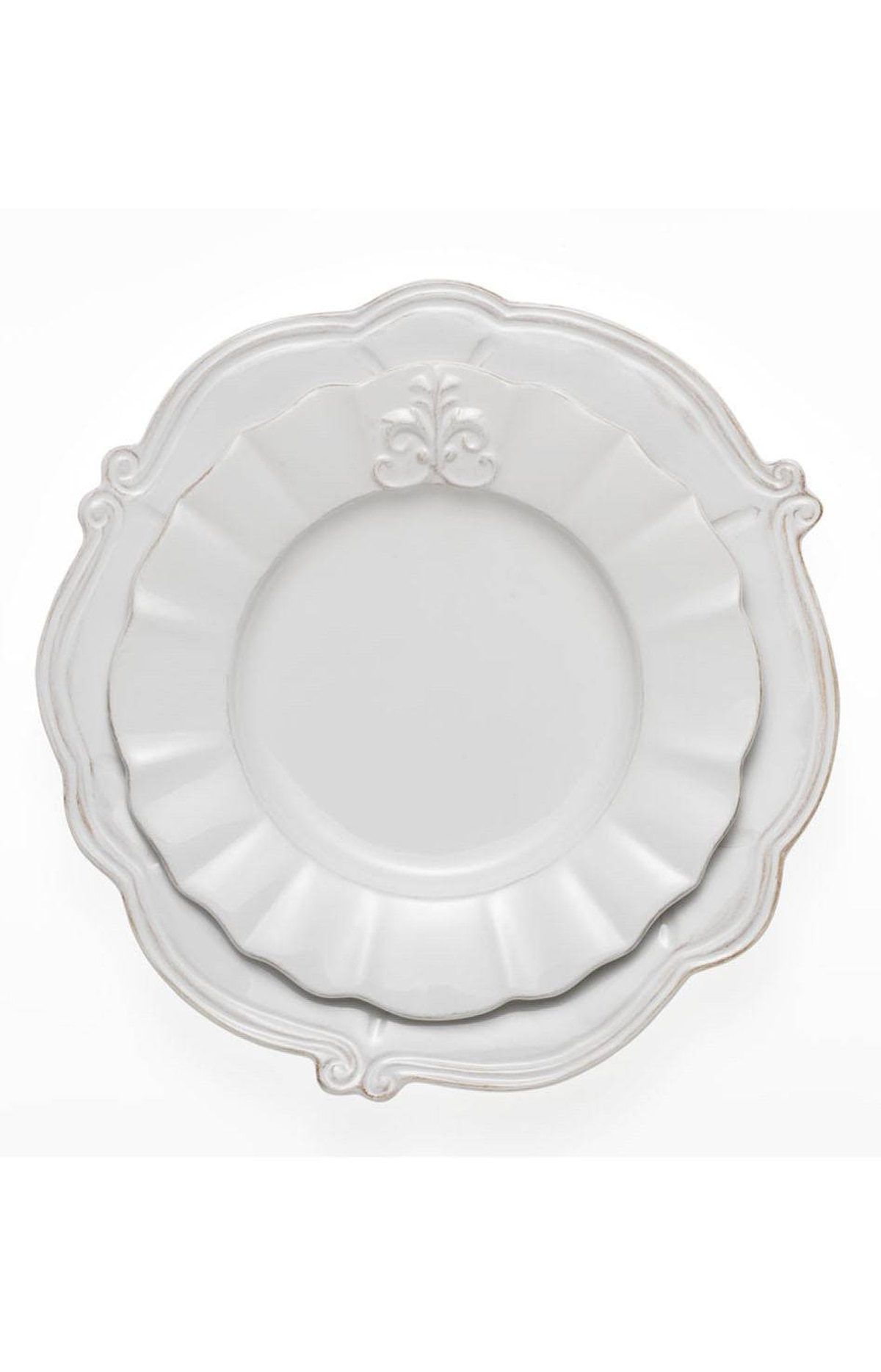 TREND: ULTRA-FEMME Porcelain plates, from $14.95 at Putti (416-972-7652).
