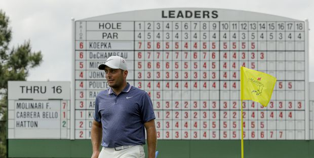 Tiger Woods: Gambler wins more than $1 million thanks to Masters victory