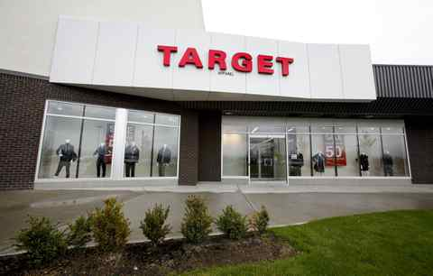 Not to be confused with the U.S. department store chain, this Target Apparel store opened recently in Nanaimo, B.C.