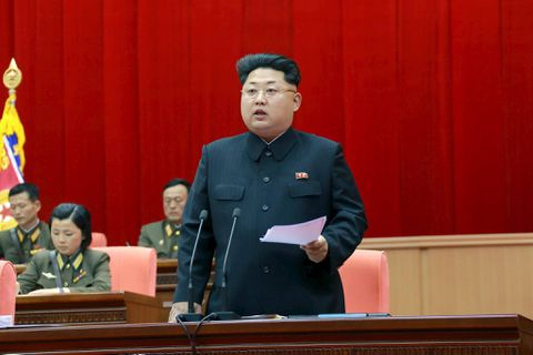 Kim Jong Un executed 15 senior officials this year, South Korean spy agency reports