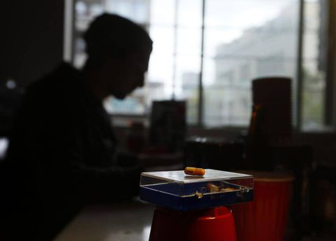 Students reaching for ADHD drugs to deal with academic stress
