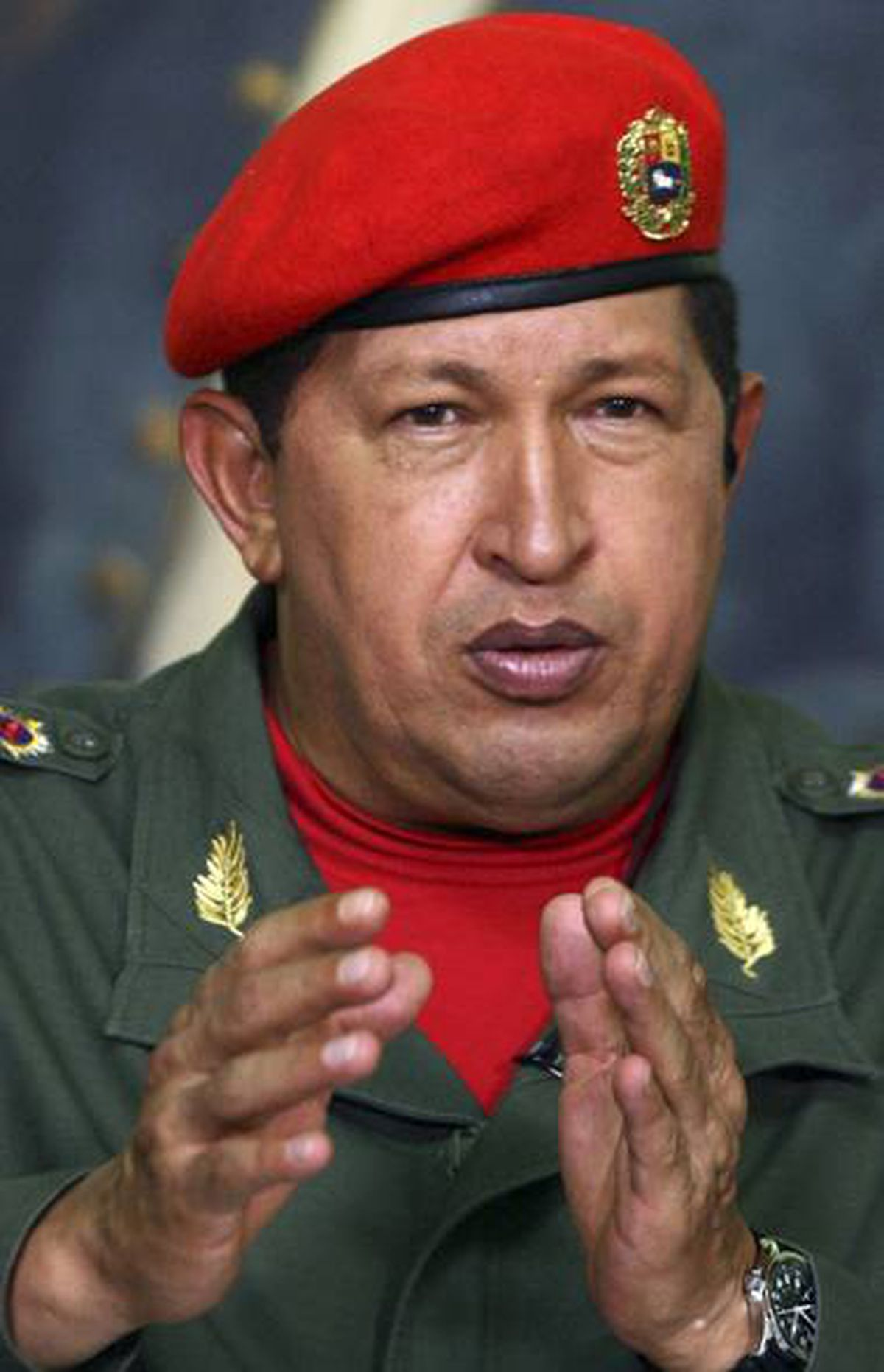 """VENEZUELA/CUBA: Cuban intelligence services directly advised Venezuelan President Hugo Chavez in what a U.S. diplomat called the """"Axis of Mischief,"""" according to a State Department cable. """"Cuban intelligence officers have direct access to Chavez and frequently provide him with intelligence reporting unvetted by Venezuelan officers,"""" said the 2006 note released by WikiLeaks. Other cables revealed U.S. anxiety at Mr. Chavez's """"cosiness"""" with Iran and concerns of Venezuelan Jews over what they saw as government prejudice against them."""