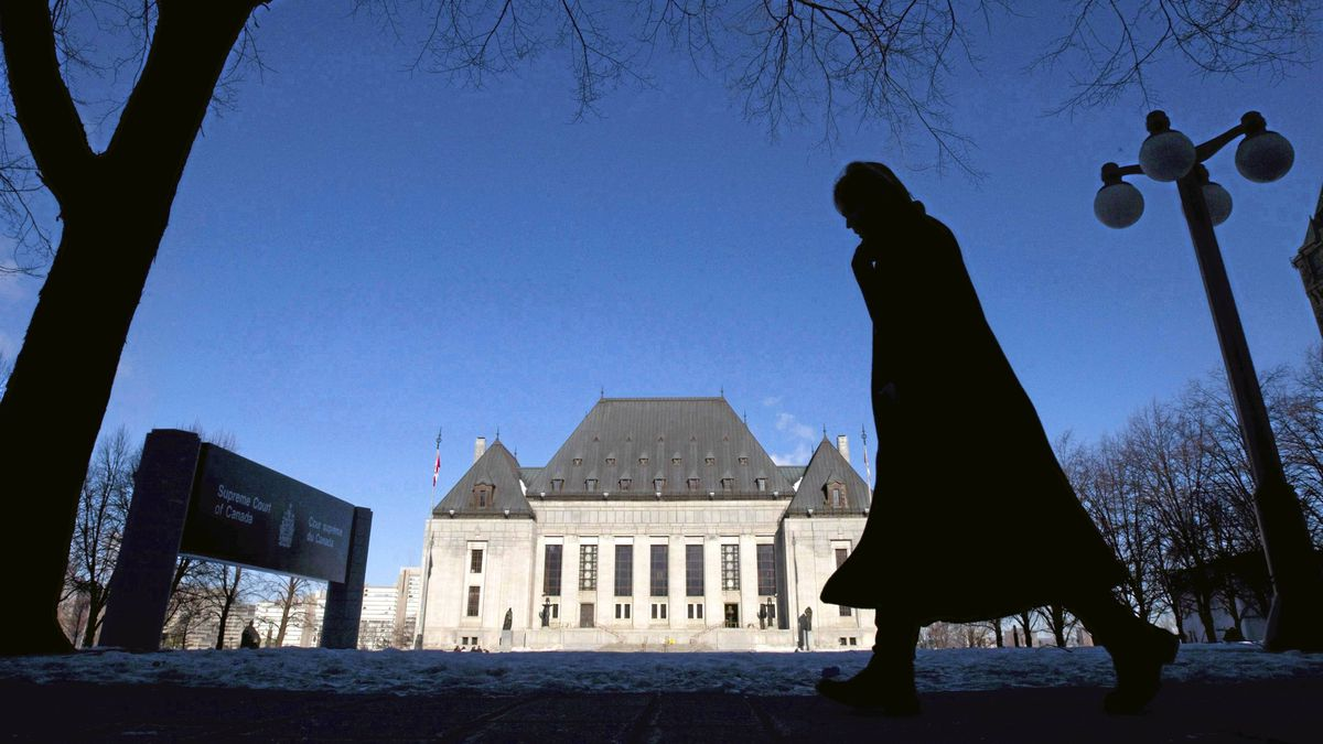"""""""I think that the SCC selection process has failed to garner muh public interest,"""" says Adam Dodek, a University of Ottawa law professor who watches the Supreme Court closely."""