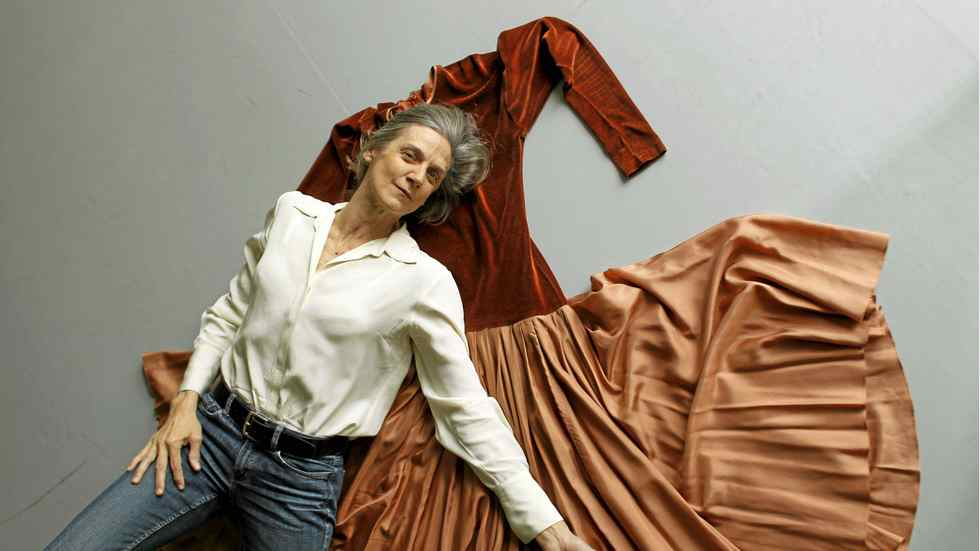 Peggy Baker, photographed at Canada's National Ballet School in Toronto on Oct. 14, 2011.
