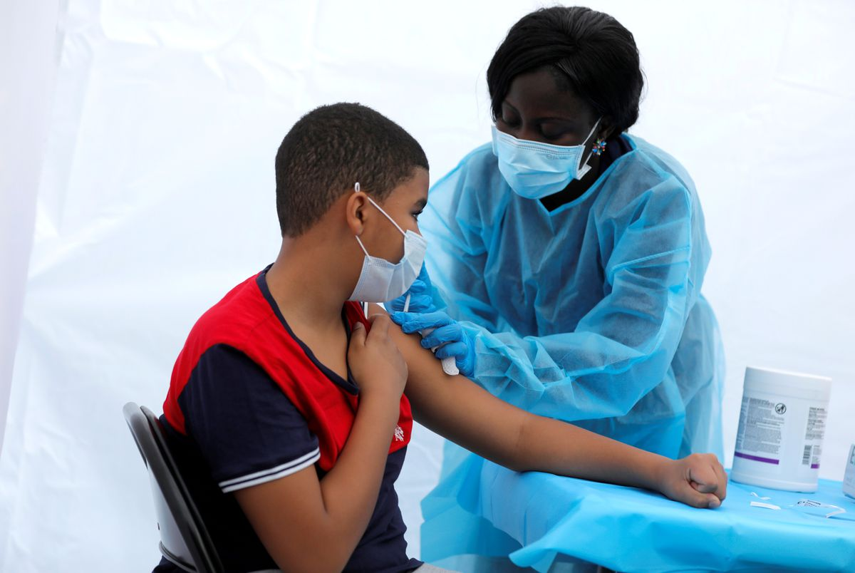 Pfizer to test COVID-19 vaccine in larger group of children below 12