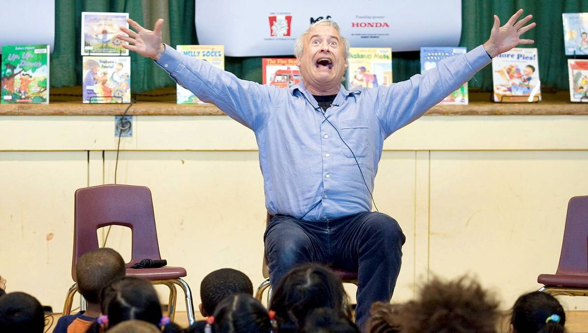 'Something like this couldn't make me stop enjoying Munsch's books,' said one parent.