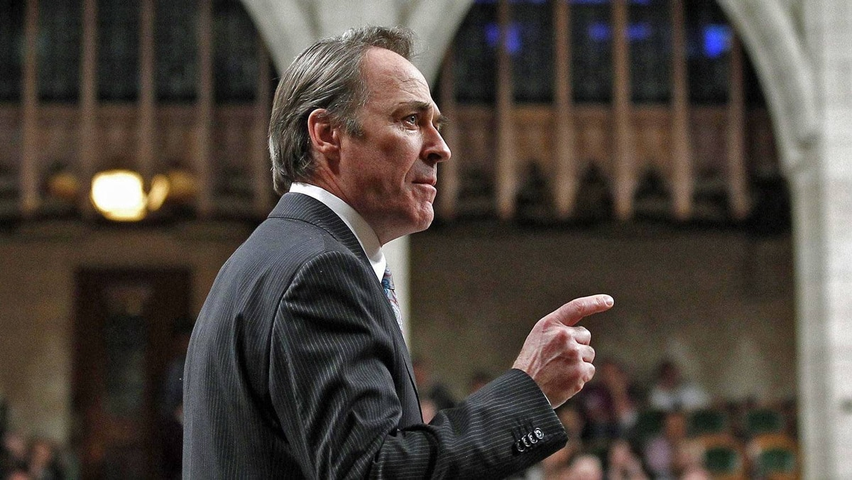 NDP MP Pat Martin speaks during Question Period in the House of Commons on March 1, 2012.