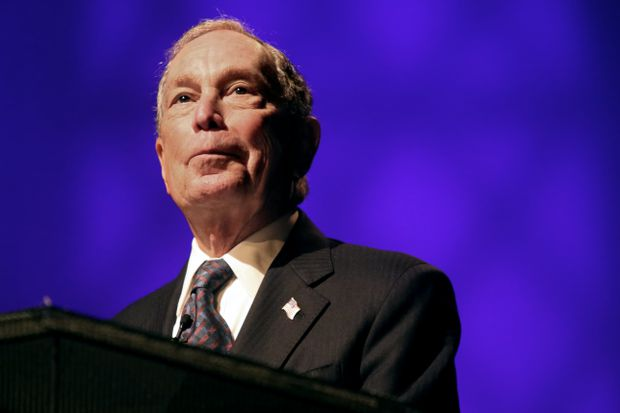 Michael Bloomberg apologises for 'stop-and-frisk' policy