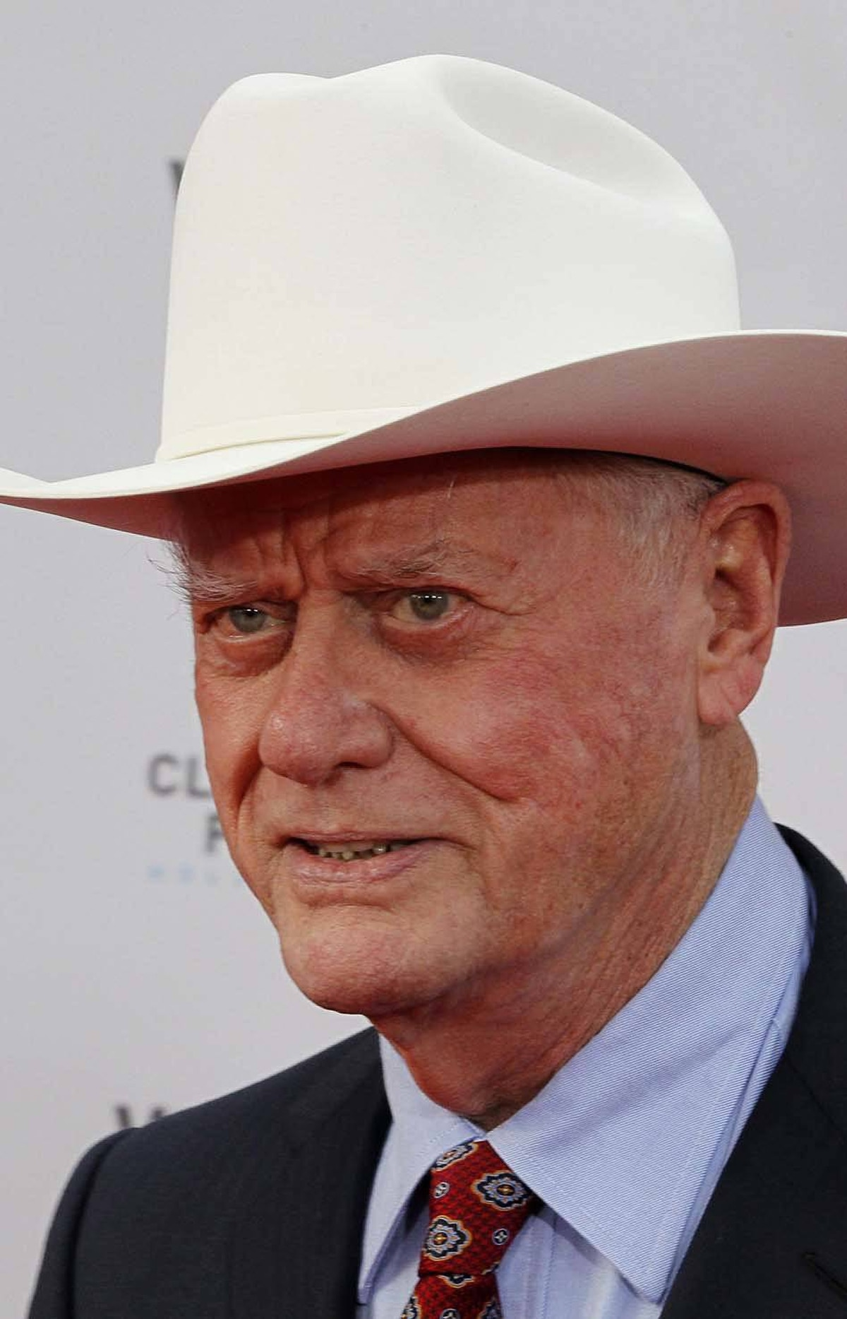 "NEW GAME THIS WEEK!! We introduce a new in-gallery game this week called ""Live? Or hologram!"" We run a photo of a celebrity and you tell us whether they are actually alive or present only as a high-tech hologram image. No: 1: Larry Hagman at the world premiere of the 40th anniversary restoration of the film ""Cabaret"" during the opening night gala of the 2012 TCM Classic Film Festival in Hollywood last week. [Answer: live]"