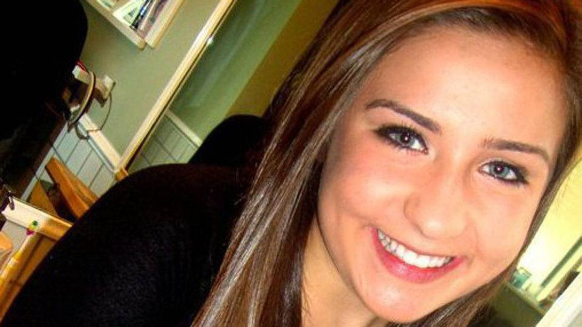 Laura Szendrei, 15, died in hospital after she was attacked in a Delta, B.C., park on Sept. 25.