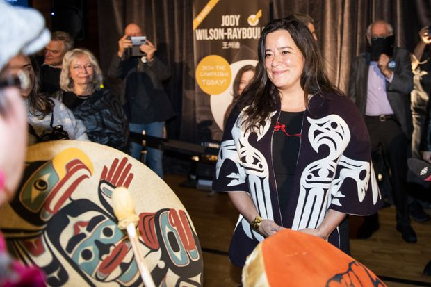 Jody Wilson-Raybould says she is likely to vote with the Liberals on a range of issues