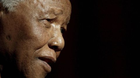 Nelson Mandela was a hero who conquered bitterness and hate