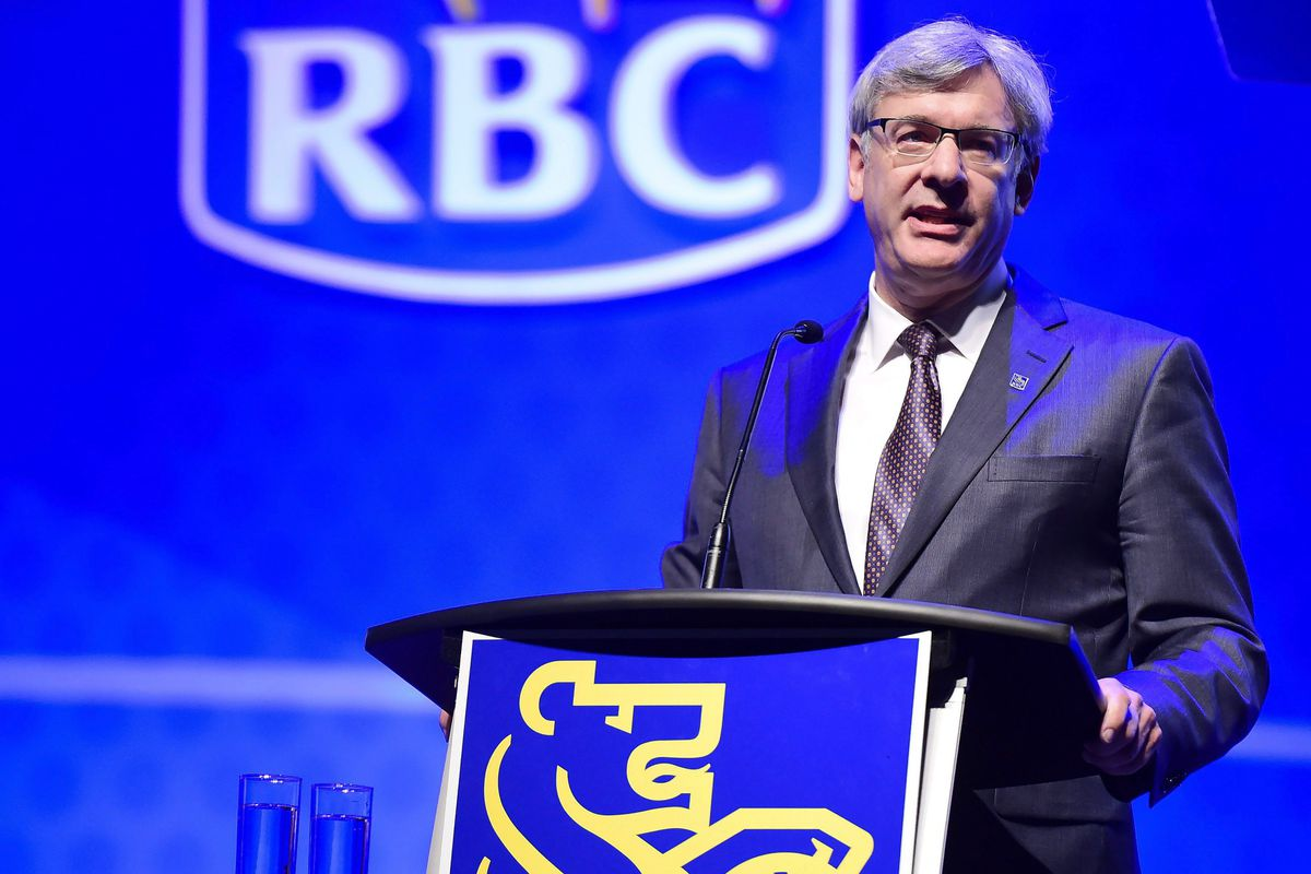 RBC CEO urges restraint on massive stimulus spending program  image