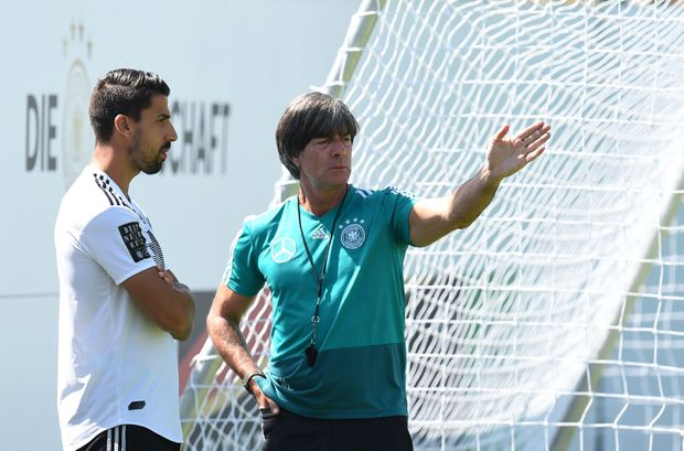 ad3543f0a Joachim Loew tries to guide Germany to World Cup title defence - The ...