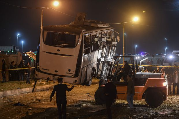 Two Vietnamese Tourists Killed in Greater Cairo Bus Attack