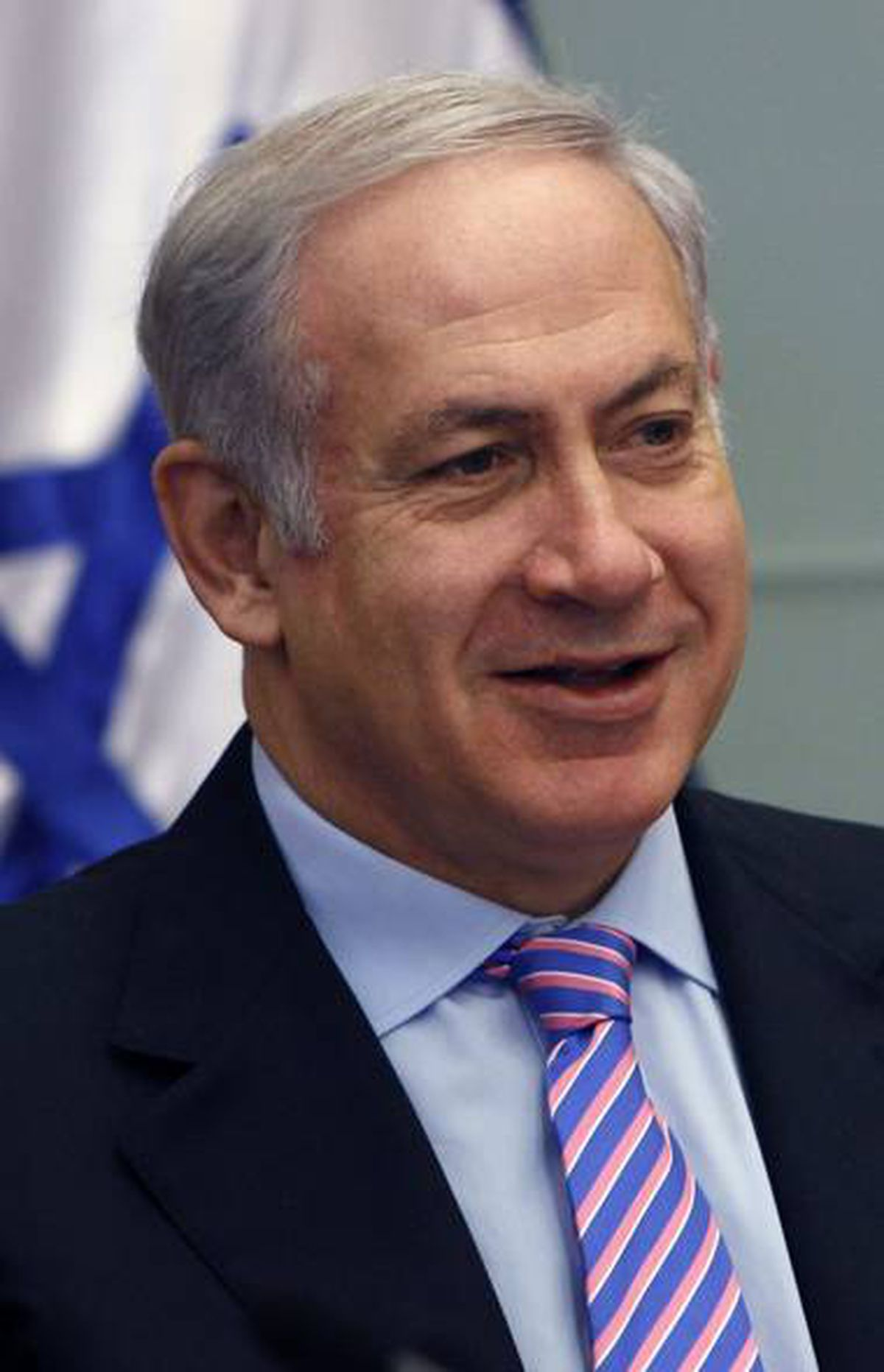 """ISRAEL: A confidential diplomatic cable says Prime Minister Benjamin Netanyahu supports the notion of land swaps with the Palestinians. The Feb. 26, 2009, cable, dated two weeks after the Israeli leader was elected, says """"Netanyahu expressed support for the concept of land swaps, and emphasized that he did not want to govern the West Bank and Gaza but rather to stop attacks from being launched from there."""" However, an Israeli official, speaking on condition of anonymity, said that Mr. Netanyahu did not discuss land swaps."""