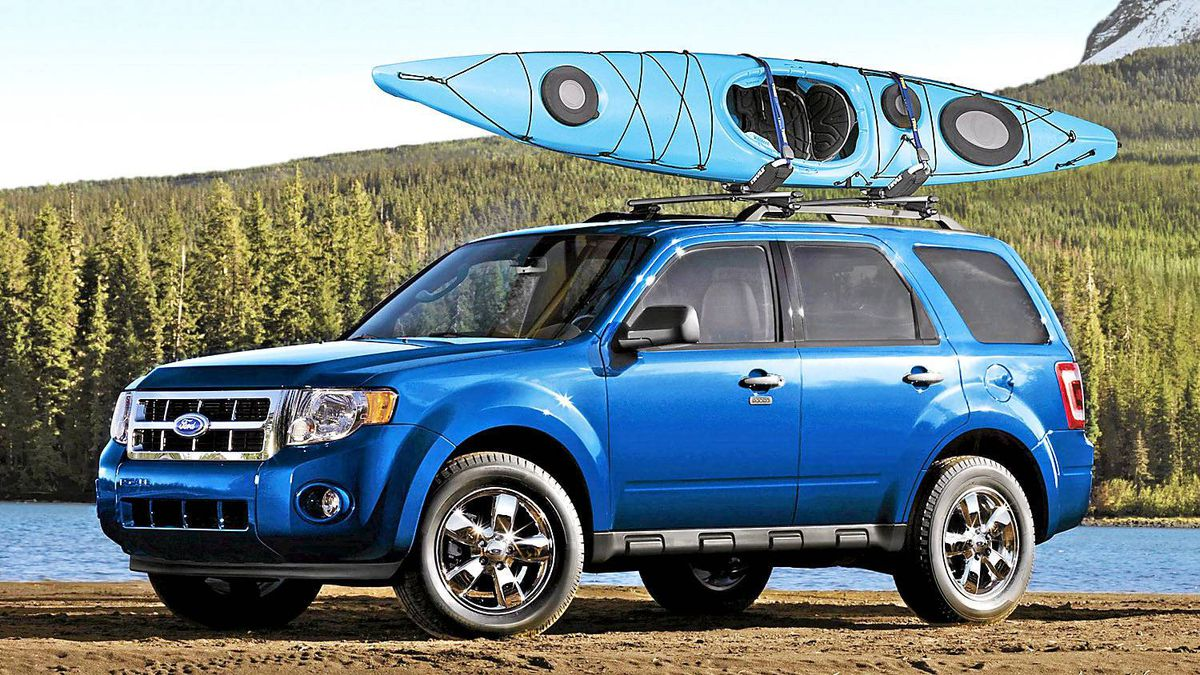 "2011 Ford Escape ""Talk about a model that's a little long in the tooth, but then you can get one for under $20,000 and that's good value,"" says Timoteo. ""This is not a bad utilitarian sort of vehicle. They ironed out the bugs 10 years ago."" Indeed, Ford is months away from launching a new version of the Escape, one based on the European Kuga/Focus platform. But there is nothing ""wrong"" with the current Escape given its affordable pricing. For August, the Employee Pricing discount is in play, making the list price of the least-expensive Escape just a hair over $19,000."