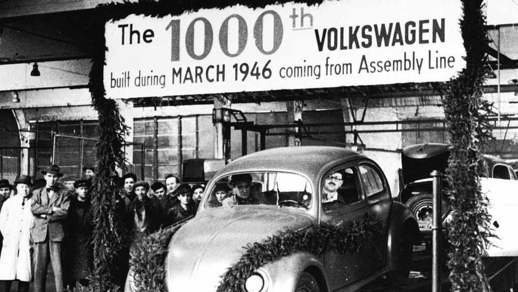In pictures: The Beetle, from 1935 to 2014 - The Globe and Mail