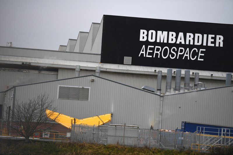 Bombardier in talks to sell 3 plants to Spirit AeroSystems for more than $1-billion: report