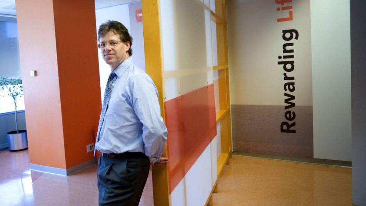 Groupe Aeroplan CEO Rupert Duchesne