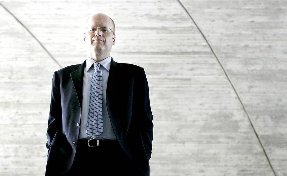Ottawa lawyer Richard Warman.