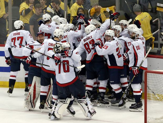 Capitals exorcise demons to get past Penguins b47555299db