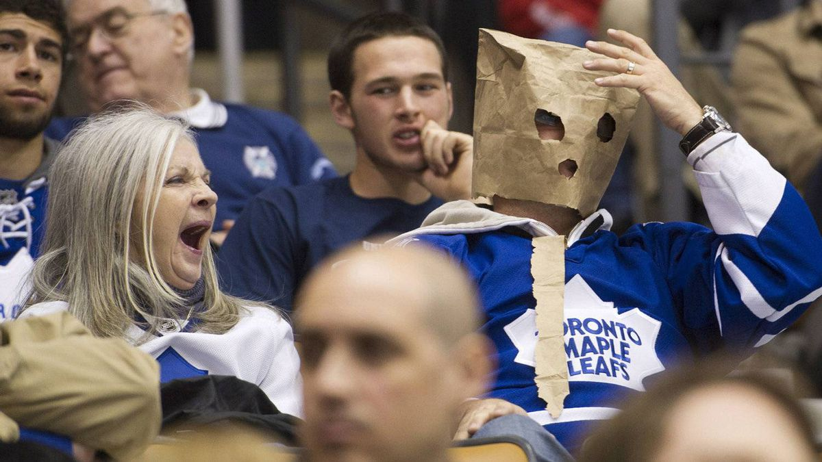 Leafs Mercifully Call Tow Truck For Season S Wreckage The Globe And Mail