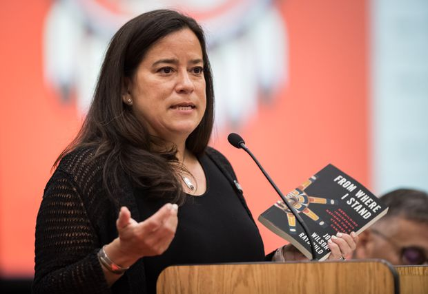 Jody Wilson-Raybould says her new book From Where I Stand isn't a political tool in an election campaign